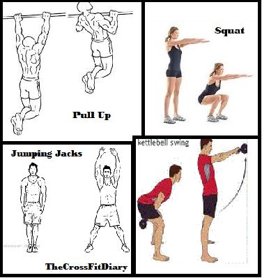 allenamento crossfit
